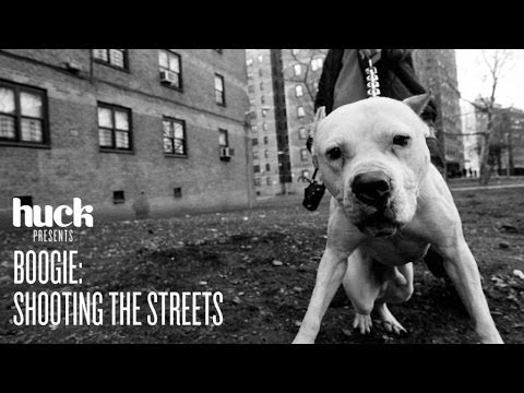 'Boogie: Shooting the Streets' Video