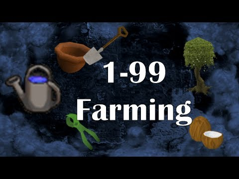 RS07: 1-99 Farming Guide | Fastest Training Methods on Old School RS2007 | Farm by Idk Whats Rc