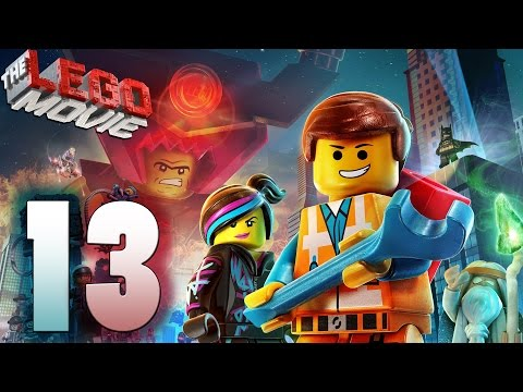 Zagrajmy w: LEGO Przygoda #13 - Serwus. tu serwis
