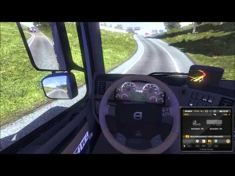 Euro Truck Simulator 2 Modvorstellung No Speedlimit und keinen Schaden