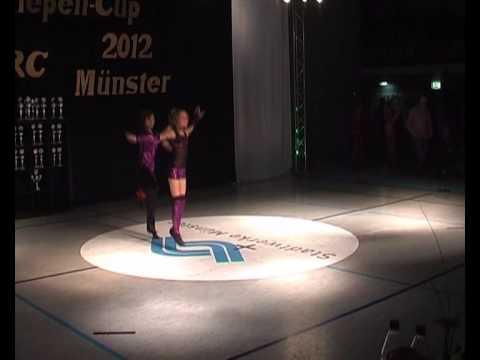 Gina Beier & Jonas Klimke - Kiepen Cup 2012
