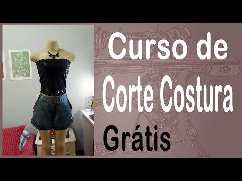 Corte e Costura passo-a-passo Shorts Feminino Super Fácil de Fazer!