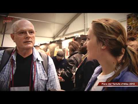 Alba Truffle Fair 2013 - Flash Interview - Germany & Barbaresco