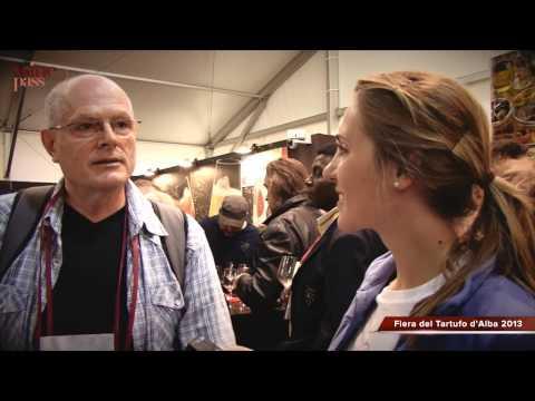 Alba Truffle Fair 2013 - Flash Interview - Germany & Barbaresco