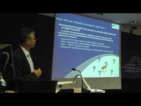 LondonMet Cyprus Centre Seminar