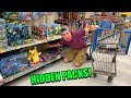 ⭐STRANGE ERROR PACK FOUND In A HIDDEN POKEMON CARD OPENING! Searching The Walmart Store #68
