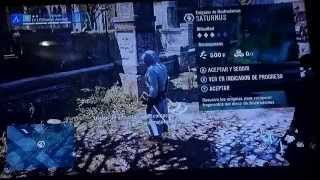 ENIGMA SATURNUS NOSTRADAMUS ASSASSINS CREED UNITY