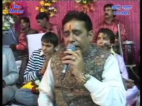 Shri Harbans Lal Bansi Jhandewala Mandir Live Jagran 03.02.2009 Part 1 video