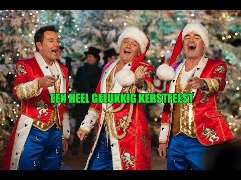 De Toppers met Een heel gelukkig kerstfeest!