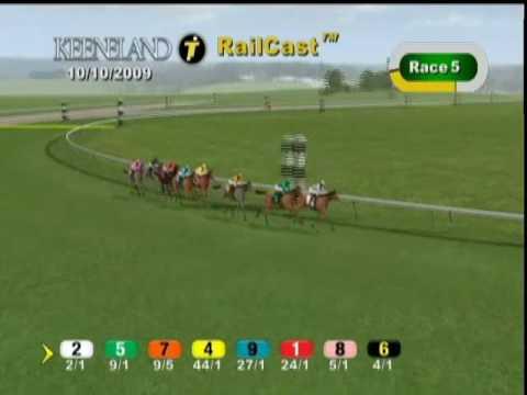 (10/10/2009) Keeneland Race 5 Woodford S.