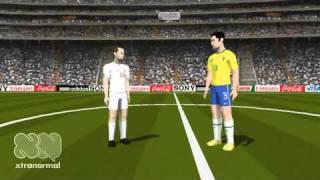ENGLAND VS BRIZALL
