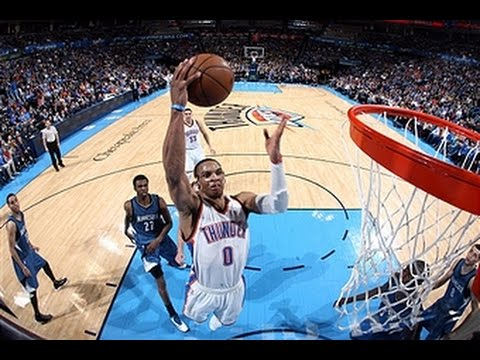 Westbrook's Triple-Double Leads Thunder Past Timberwolves