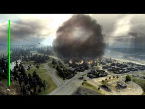 World in Conflict DX10 Benchmark ULTRA