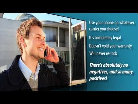 How to Unlock Nokia Lumia 510 for any Carrier / AT&T T-Mobile Vodafone Orange Rogers Bell Etc.