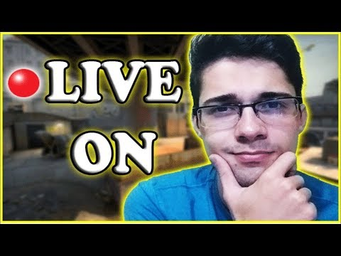 LIVE DO FERIADO - CSGO COMPETITIVO COM INSCRITOS!