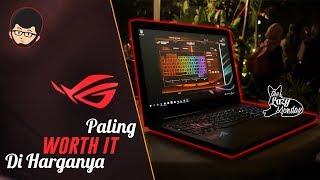 Asus ROG GL503VD, Laptop Gaming Entry Level TERBAIK - Lazy Tech