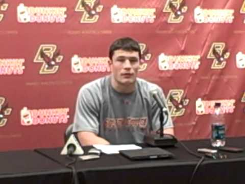 Oct 30 2010 - Luke Kuechly Boston College wins.AVI