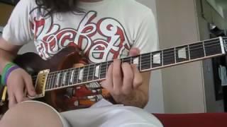Thomas Erak (TFOT) - Caught Up - Guitar Lesson