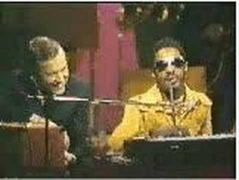 Stevie Wonder on The  Talk Box