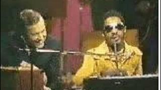 Stevie Wonder on The  Talk Box