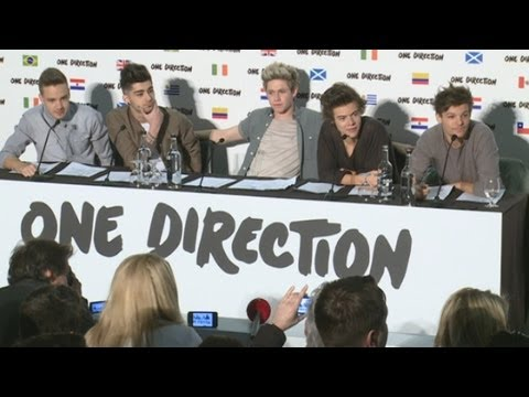 One Direction's Big Announcement (part 2) video