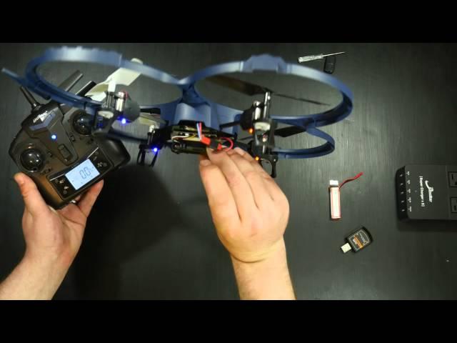 UDI U818A-1 Discovery - New HD Camera Version - YouTube