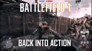 Back into action | Battlefield 1 #11