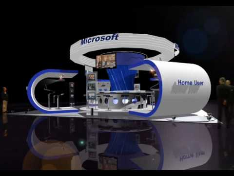Exhibition Stand Design Ideas Exhibition Stand Designs.wmv