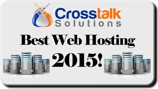 Best Web Hosting 2015