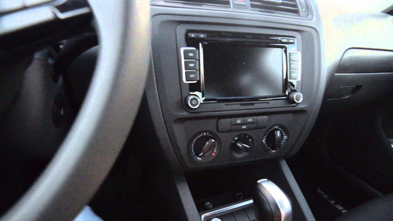 Brand New 2015 Volkswagen Jetta S Technology Reverse