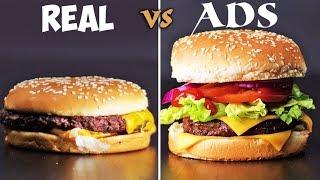 খাবারের বিজ্ঞাপন বনাম বাস্তবতা🍔 বিষের ব্যবসা🍕 Ads vs Reality - the Truth of Food Advertisement