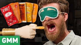Fast Food Hot Sauce Taste Test