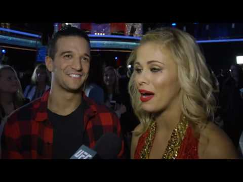 Paige VanZant - Dancing with the Stars Finale Recap