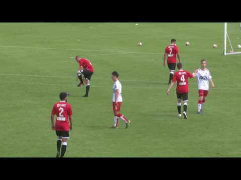 CARDIFF CITY ACADEMY / USW HOST KV KORTRIJK U21s