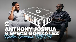 """I Was Training To Be a Brick Layer"" Anthony Joshua & Specs Gonzalez 