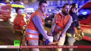 Paris attacks: Couse of events, investigation, witness stories
