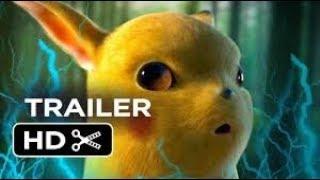 Pokemon The Movie  Official Teaser Trailer(2018)