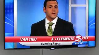The worst news anchor debut ever