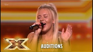 Molly Scott: Incredible 16 Year Old Is The Next Christina Aguilera?! | The X Factor UK 2018