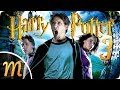 HARRY POTTER ET LE SOUILLON D'AZKABAN