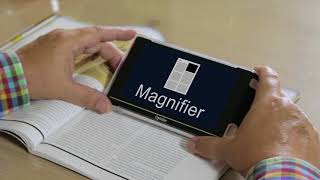 Handheld Video Magnifier Optelec Compact 6 HD