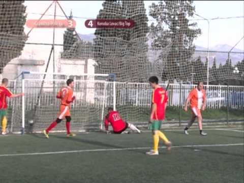 Mini fudbal, na TV777, Konoba Lovac Big Top - Granicna Policija