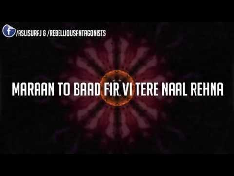 Suraj - Khilona ft. Rebellious Antagonists | (Punjabi Rap 2014...