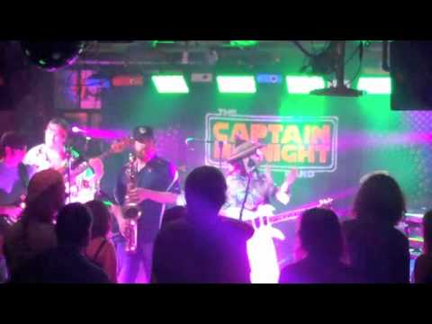 Captain Midnight Band - Hey Pocky Way Live (Meters Cover)