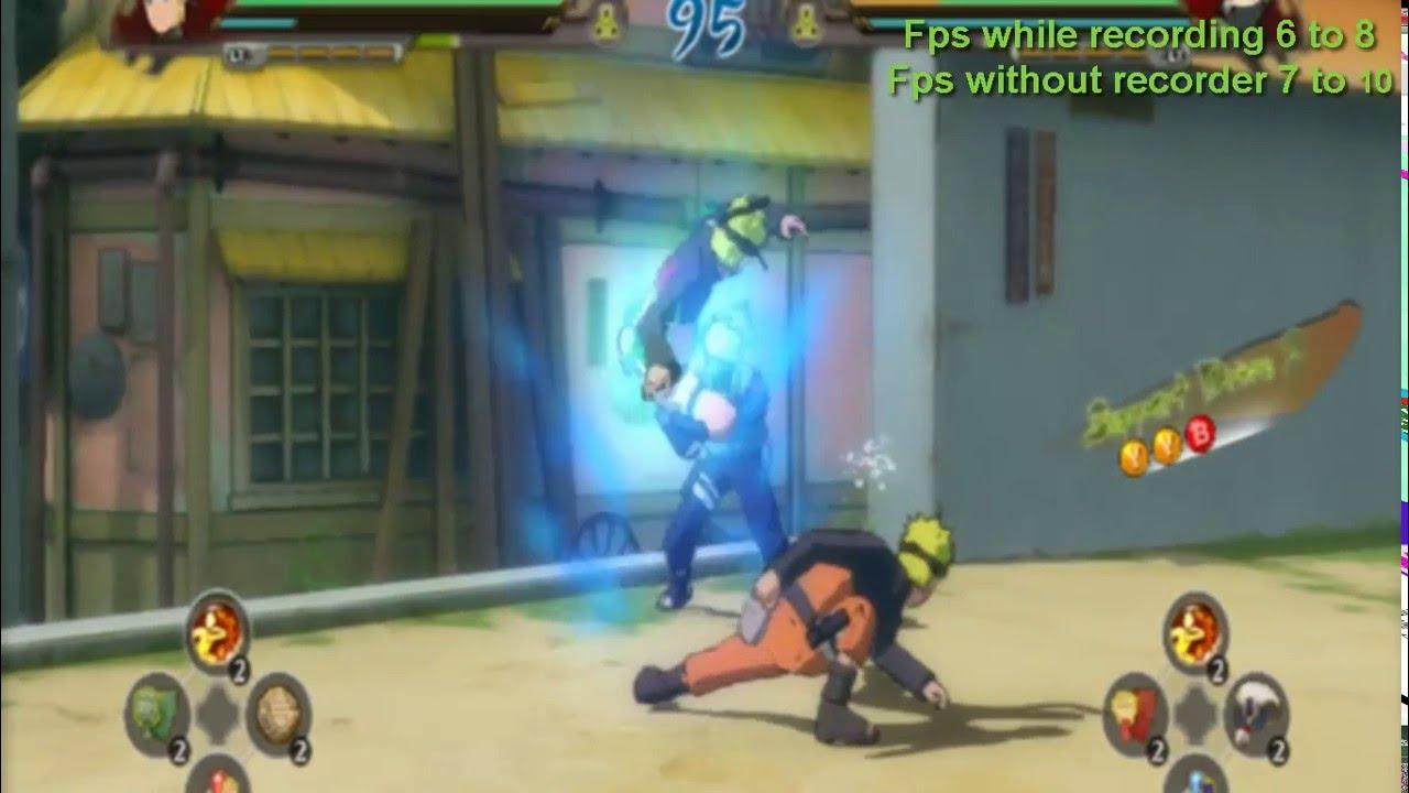Naruto Shippuden Ultimate Ninja Storm Revolution On Intel