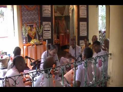 Srila B.R. Sridhar Maharajas Disappearance Day Festival - Gohpur...