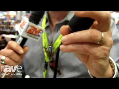 InfoComm 2016: DPA Microphones Exhibits Podium Microphones