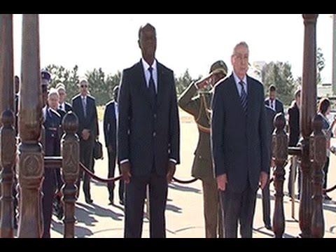 Présidence : Alassane Ouattara en visite d'Etat en Algérie