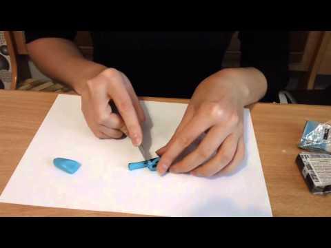 Бусы из полимерной глины своими руками