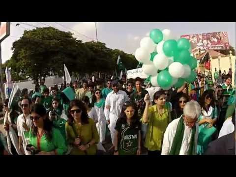 Jeevay Pakistan Rally 2012